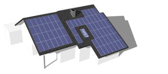 Modell ihres Projekts